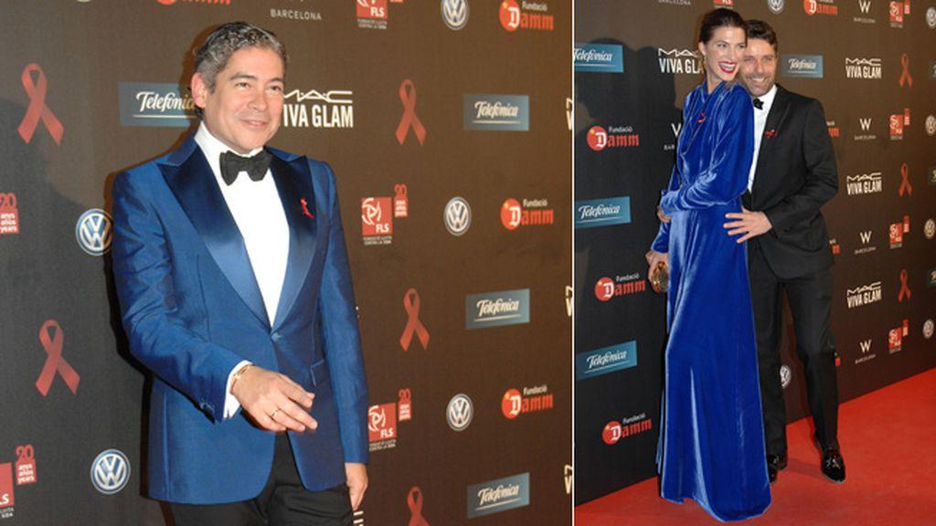 Laura Sánchez y Boris, fieles seguidores de las tendencias