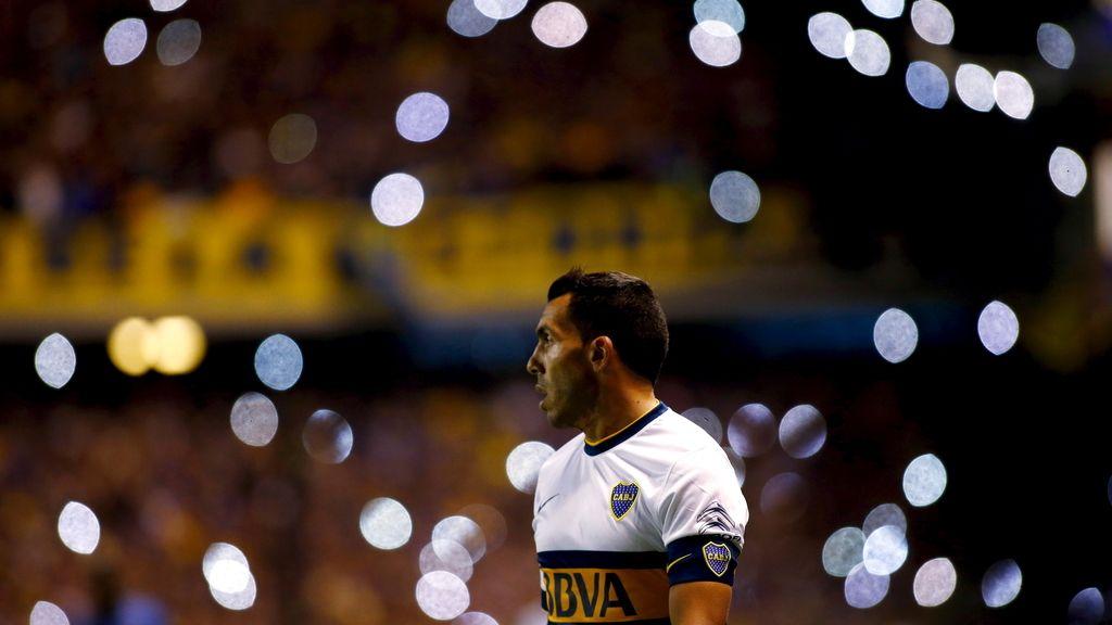 Carlos Tévez ha cumplido su gran sueño: ser campeón con el Boca Juniors (2/11/2015)