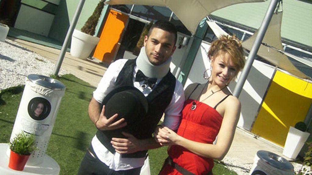 Cristian y Lisa