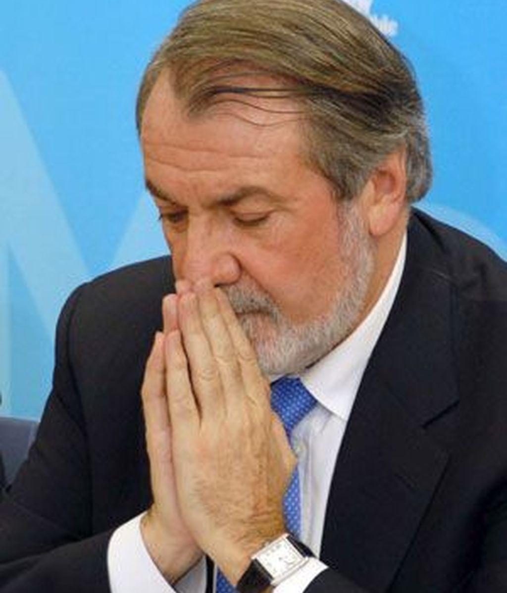 Mayor Oreja repetirá como cabeza de lista. Vídeo: INFORMATIVOS TELECINCO