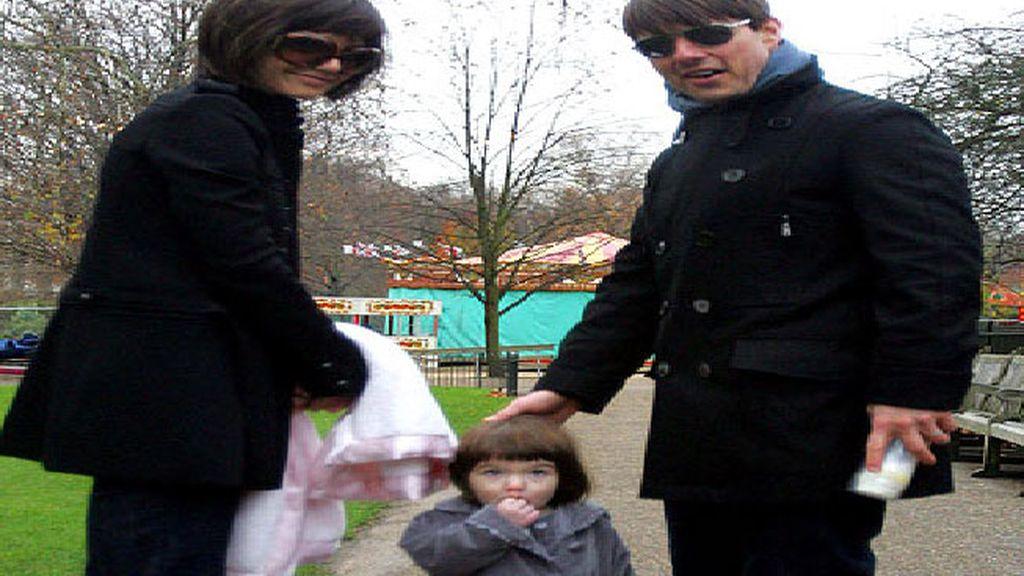 Tom Cruise y Katie Holmes, divorciados