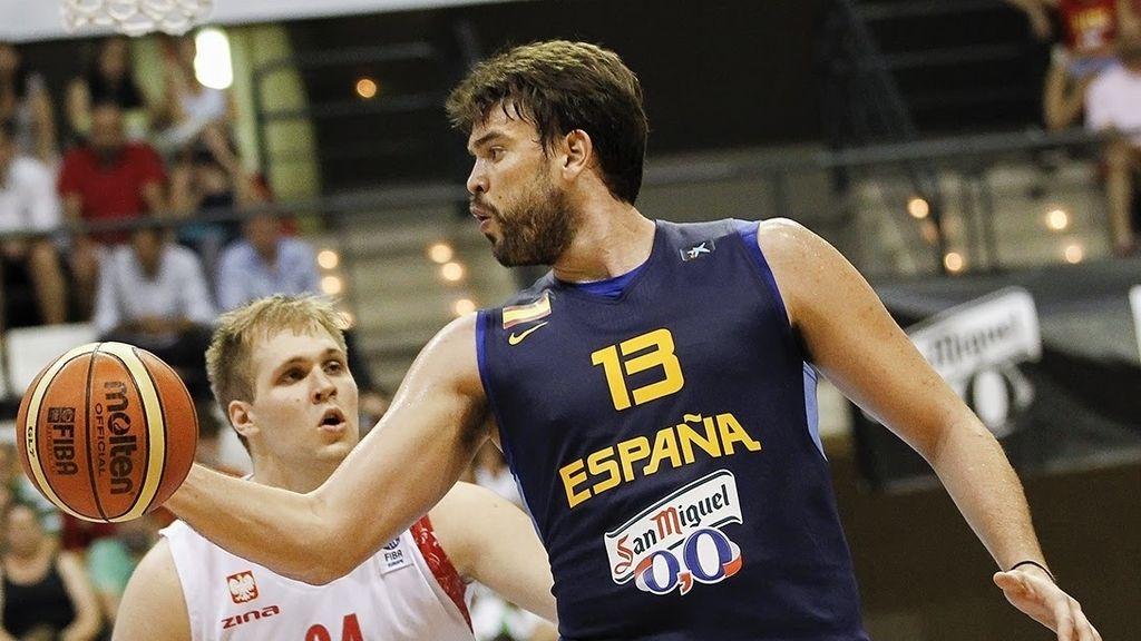 La selección española, uno a uno