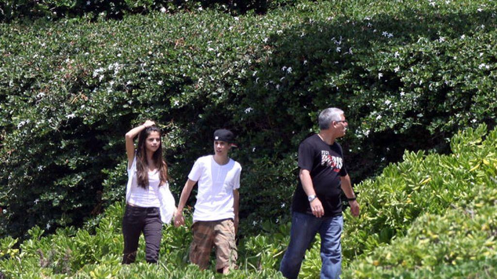 Se confirma: Justin Bieber sigue teniendo cuerpo de niño
