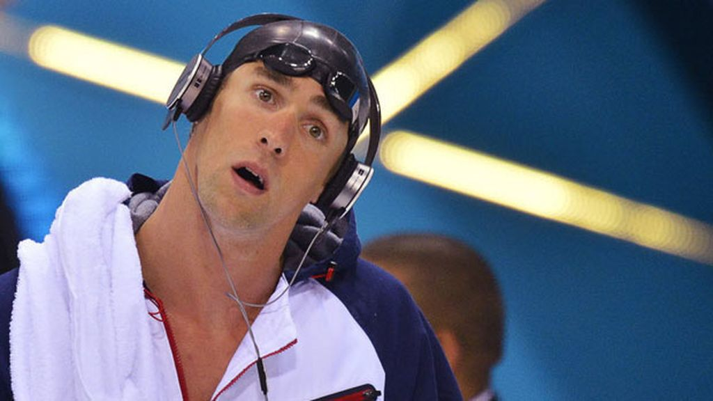 Michael Phelps, EEUU