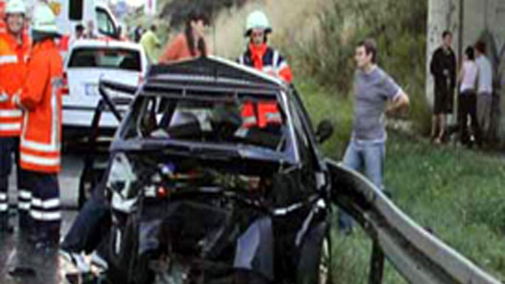 23 muertos en las carreteras durante el fin de semana