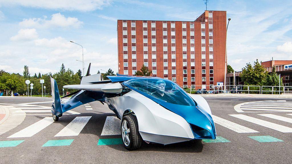 aeromobil, Aeromobil 2.5, coche volador