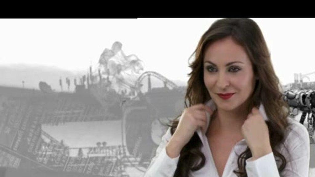 Promo CQC: Ana Milán
