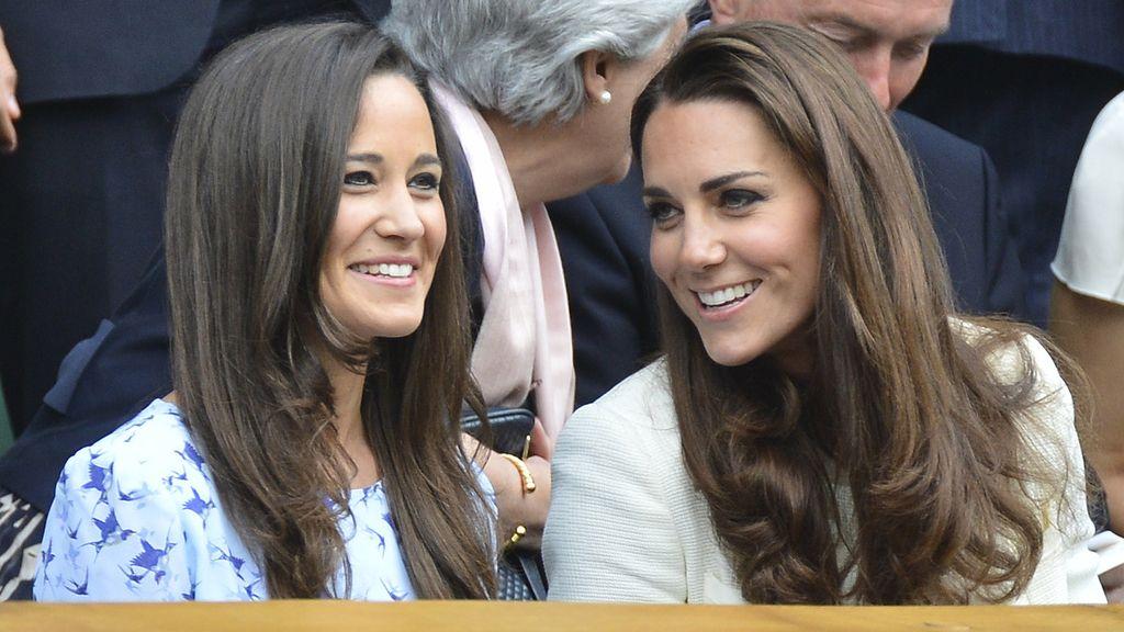 Famosos en la final de Wimbledon