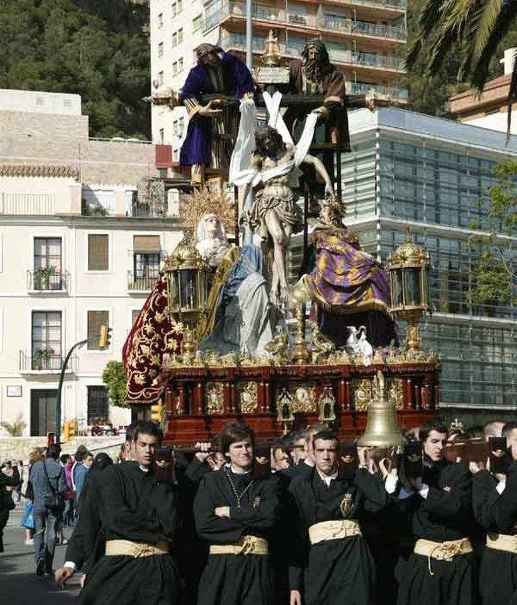 El descendimiento (Málaga)