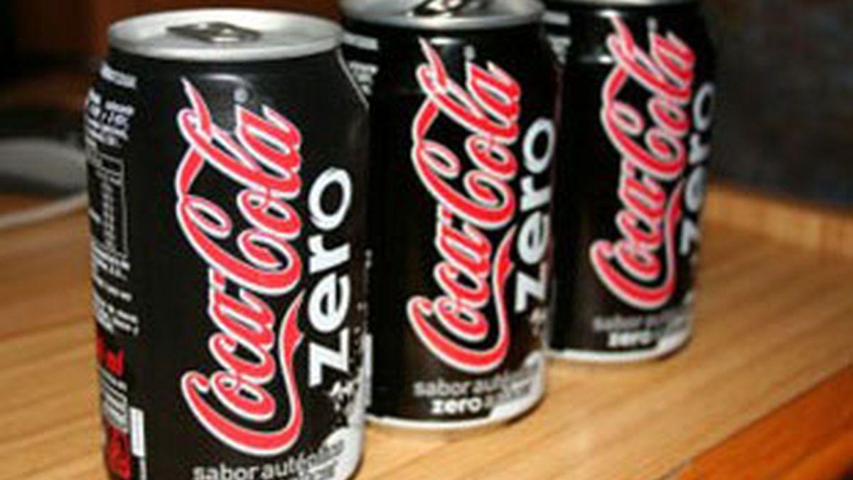 El Gobierno de Venezuela retira de la venta la Coca Cola Zero al considerar que es perjudicial para la salud. Foto archivo