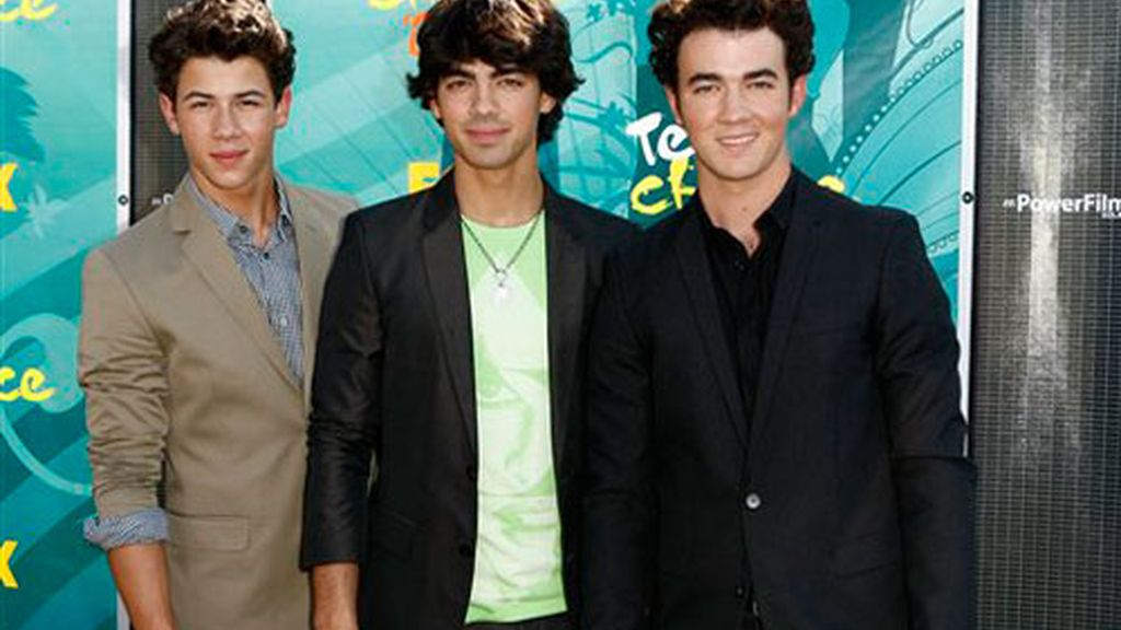 Jonas Brothers, Razzie al peor actor