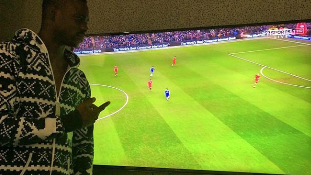 Liverpool,Mario Balotelli,SuperMario
