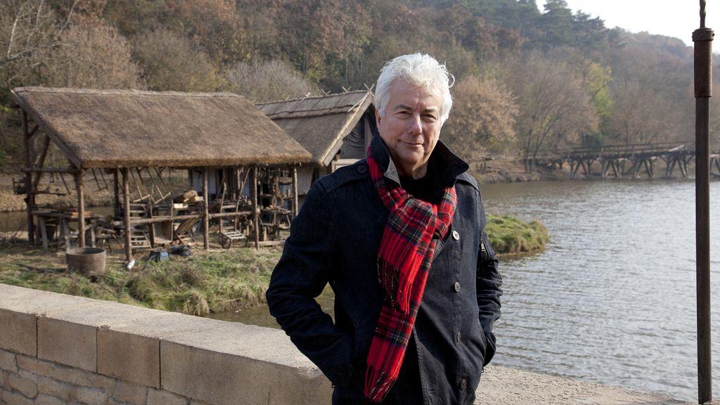 Ken Follett, autor de 'Un mundo sin fin'