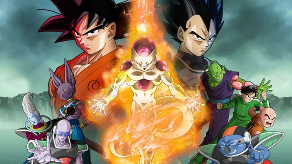 'Dragon Ball Z Resurrection F', espectacular tráiler nuevo
