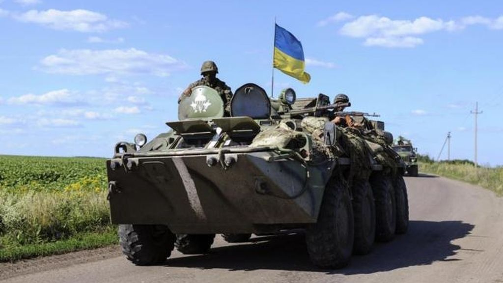 Slaviansk en manos ucranianas