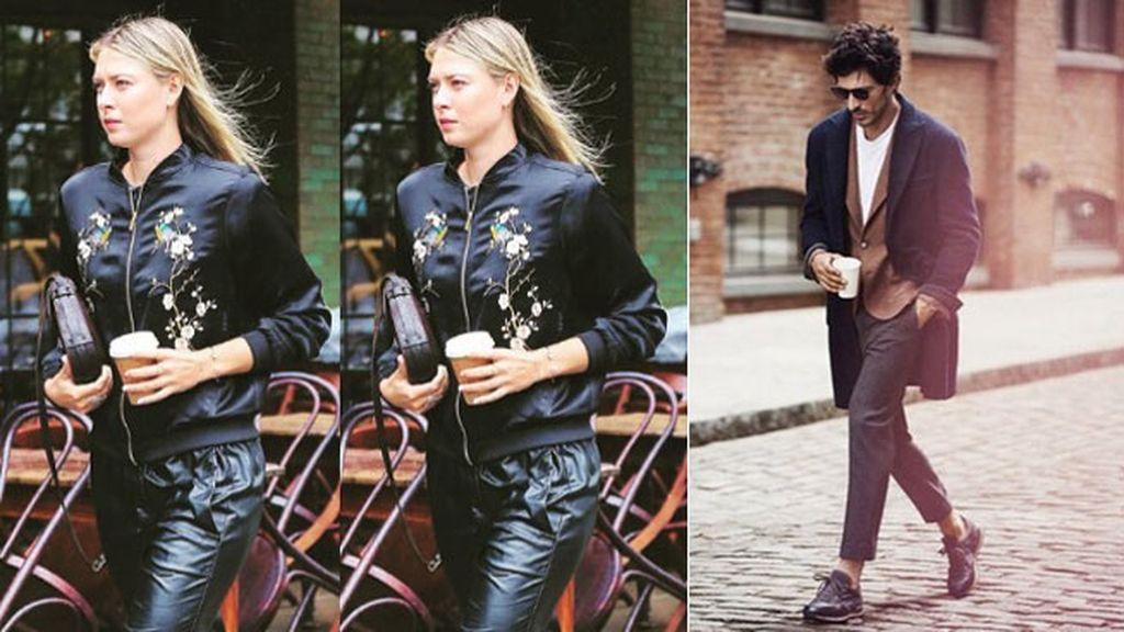 Más café, el de 'take away' es su complemento de estilo imprescindible