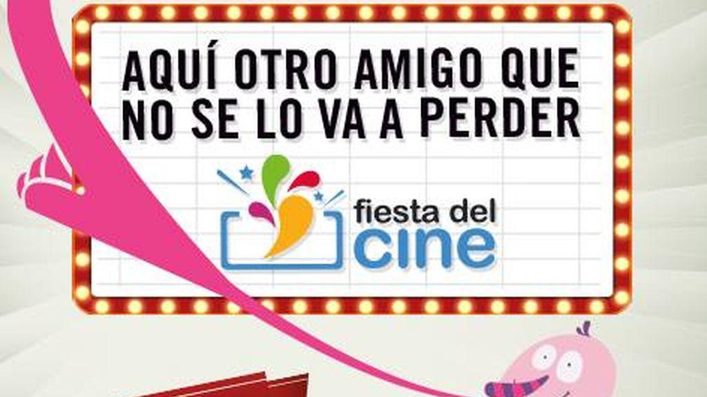Vuelve la fiesta del cine a las salas españolas
