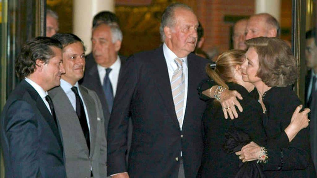 Despedida a Sabino Fernández Campo