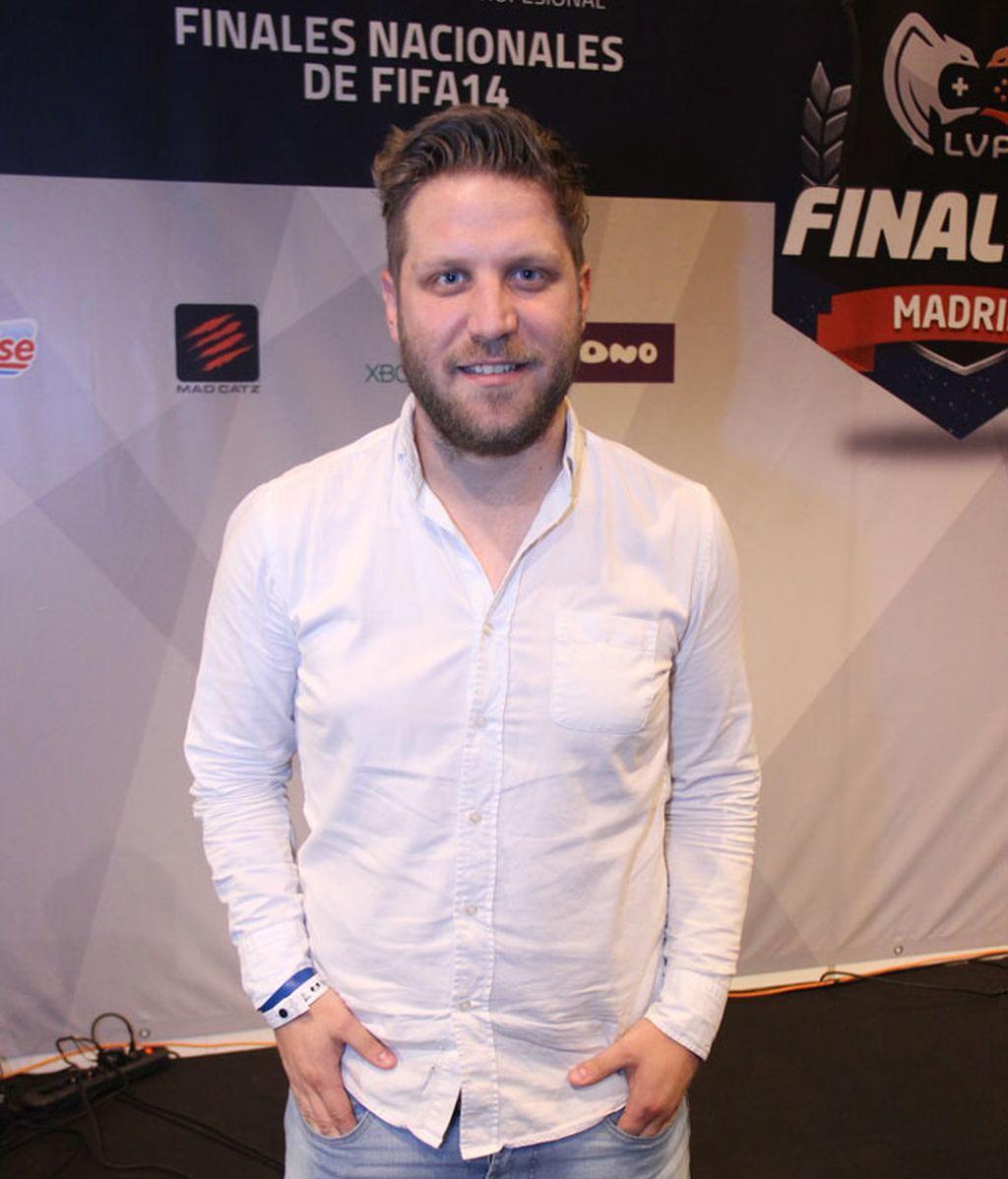 Dani Meroño, periodista deportivo y comentarista de FIFA