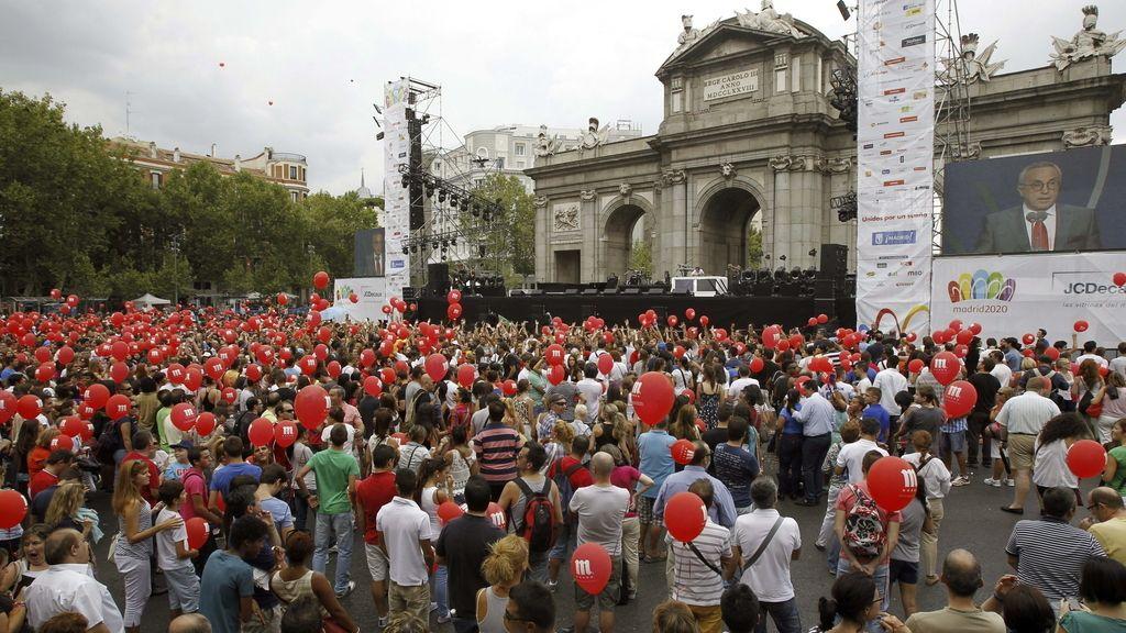El sueño de Madrid 2020