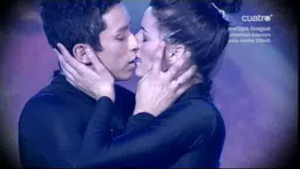 Paula y Bryan inauguran el examen de coreógrafos