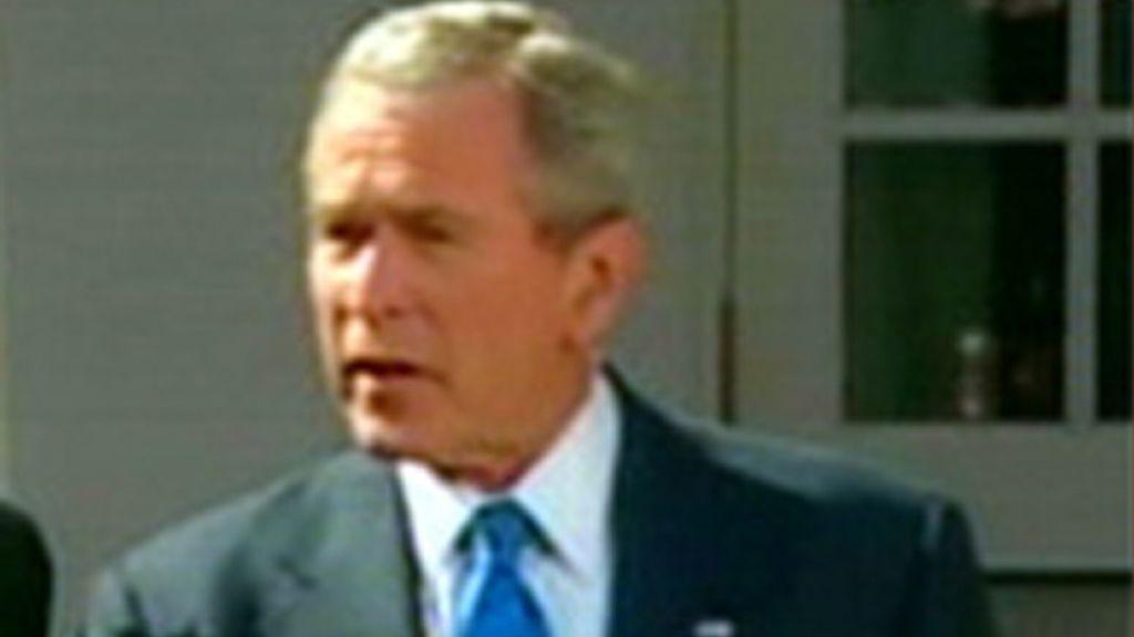 "Bush asegura que atacar a Irak ""no fue un error"""