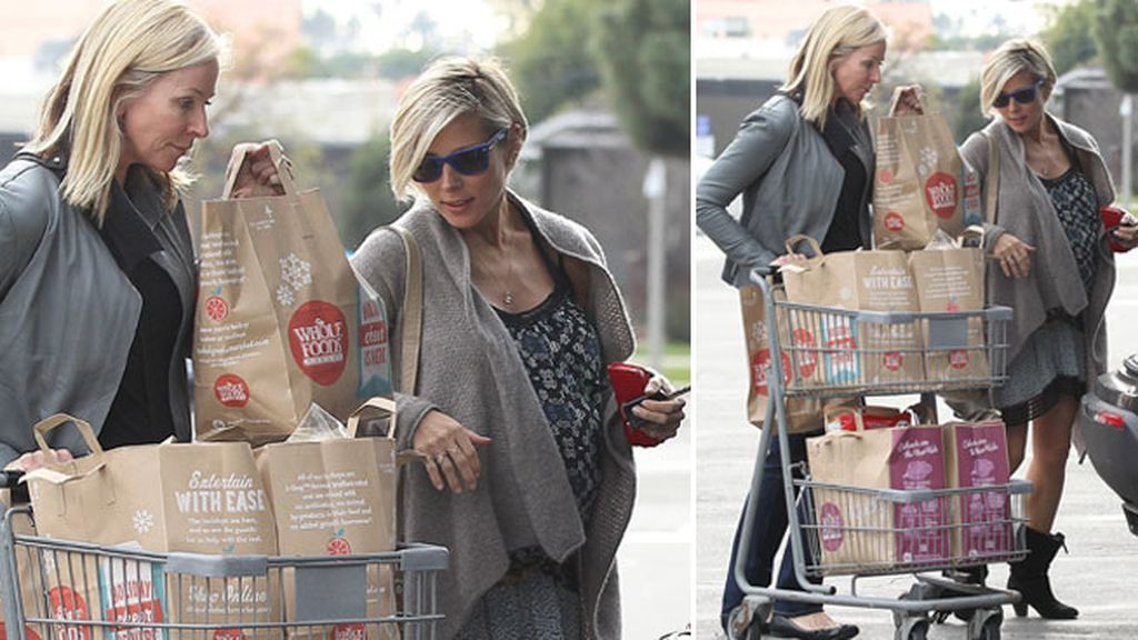 La actriz ha lucido su embarazo por las calles de Los Ángeles