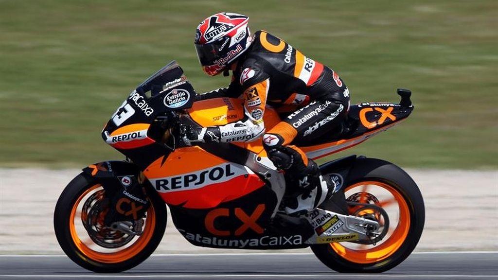 Marc Marquez abre gas en la clasificación del GP de Catalunya