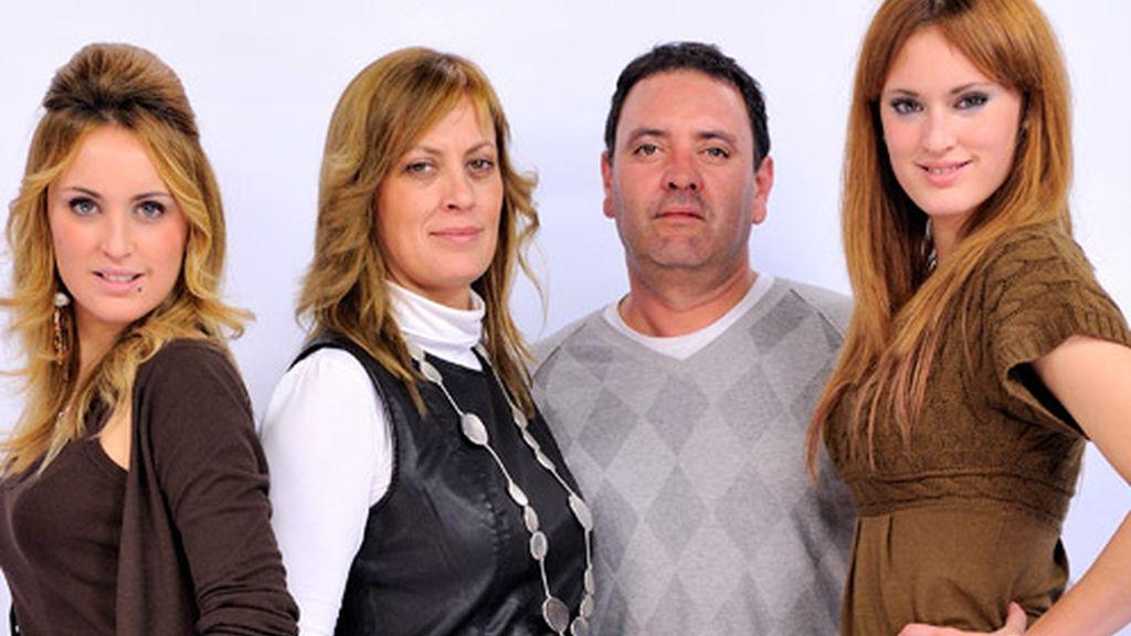 Familia Carrión-Roldán