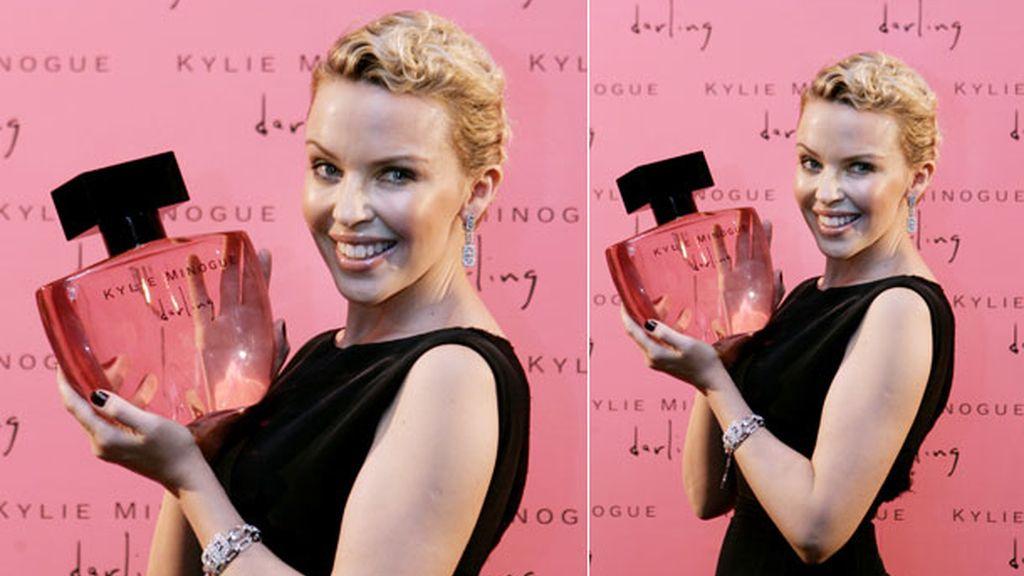 Velencoso huele a 'Darling', de Kylie Minogue