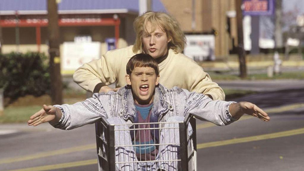 Dos tontos muy tontos: Cuando Harry encontró a Lloyd