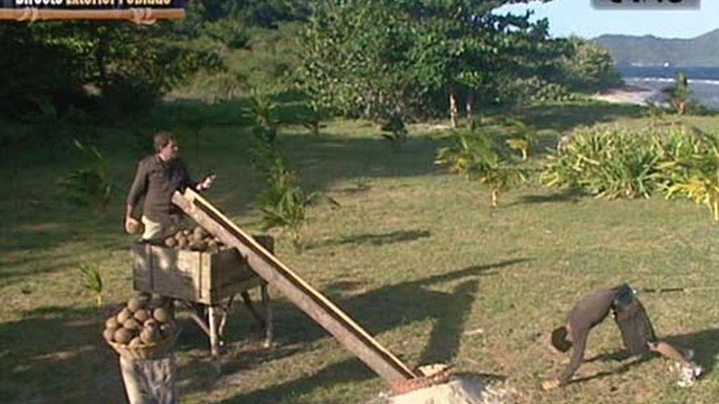 Patxi se proclama líder de la isla