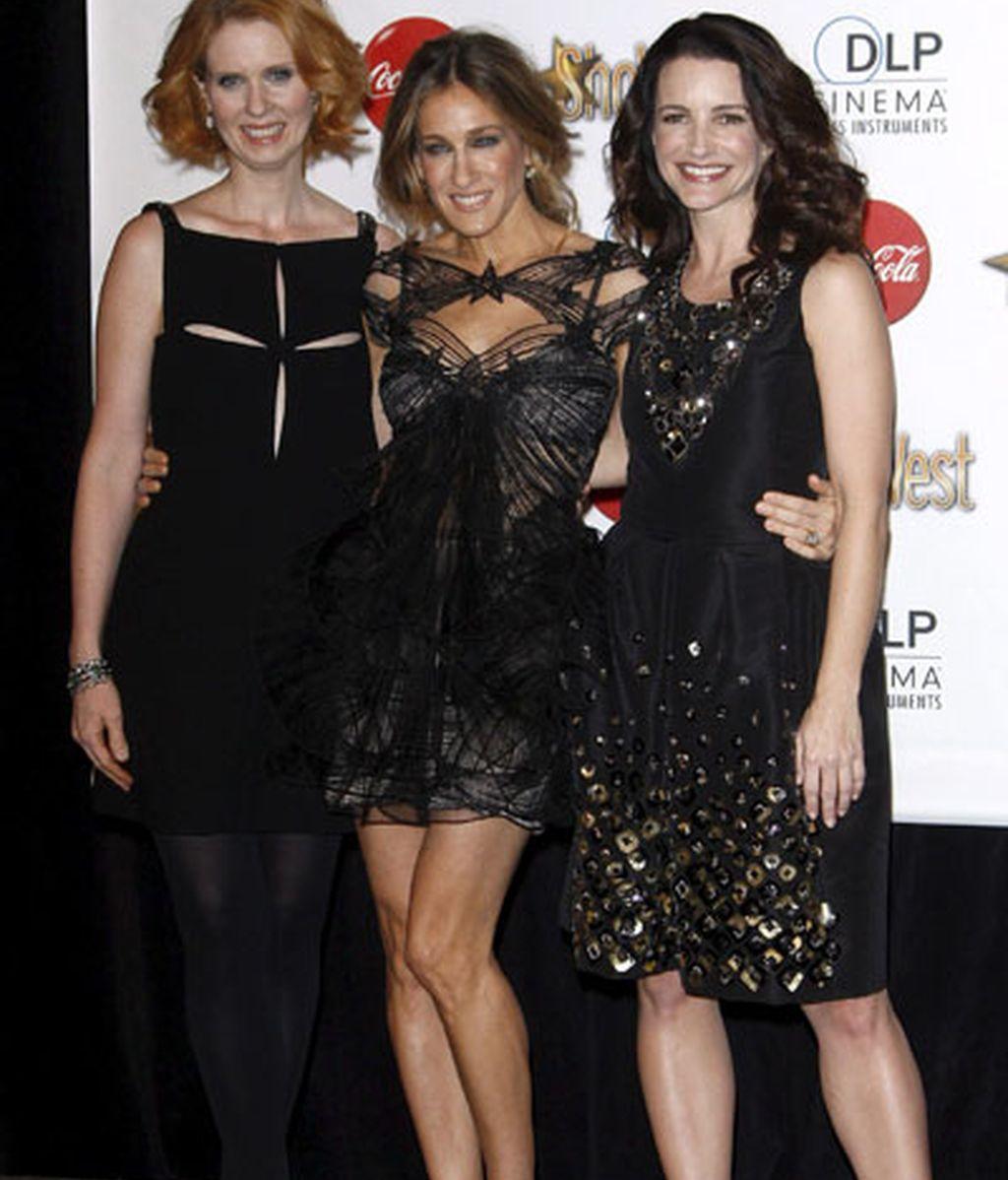 trio de glamour