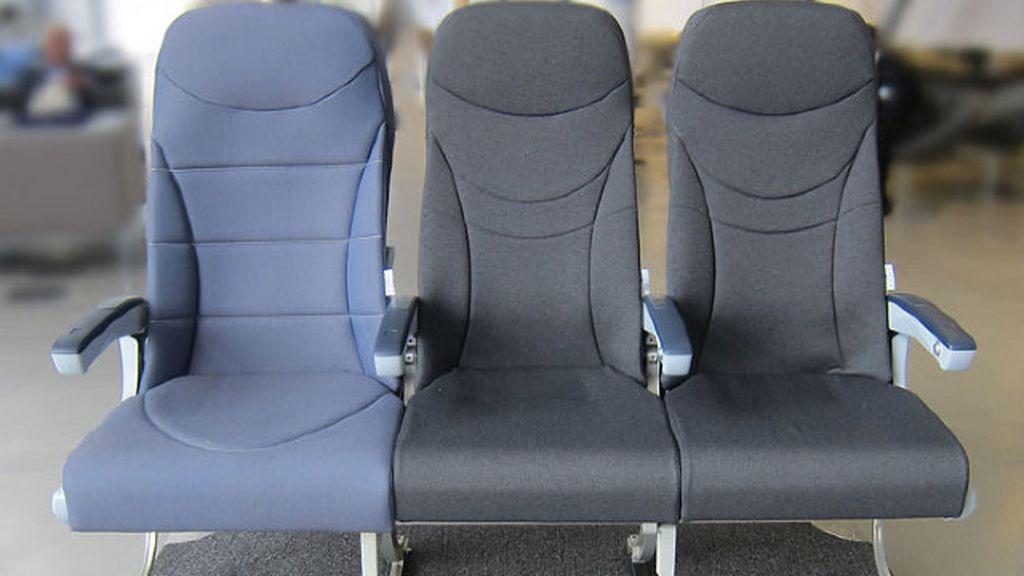 El nuevo asiento tendrá 50 centímetros de ancho, cinco más que el habitual que lleva el Airbus.