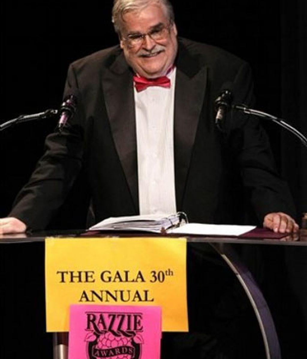 John Wilson, creador de los Razzie