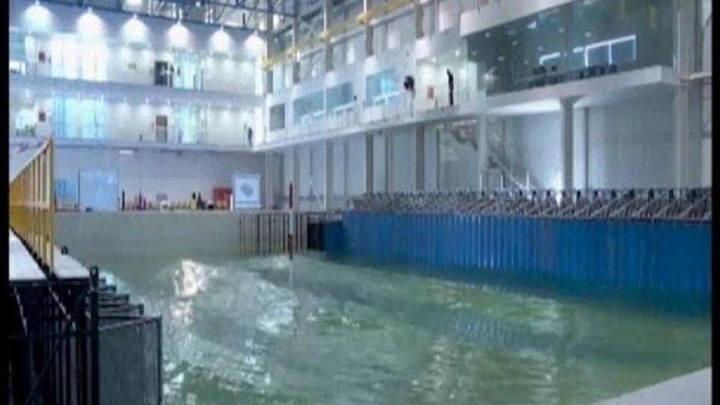 Un proyecto para prevenir tsunamis