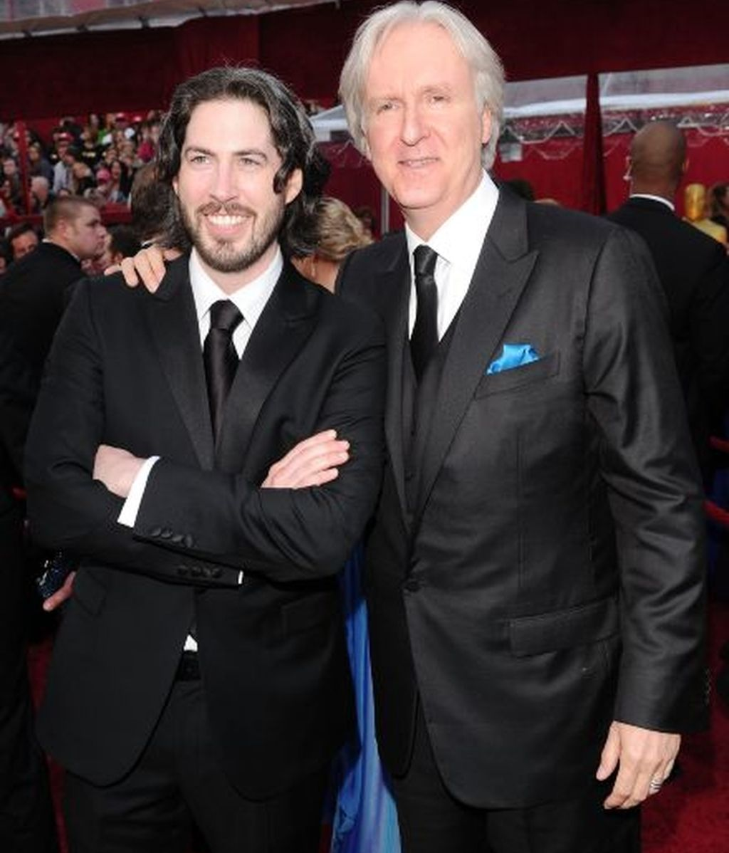 Jason Reitman y James Cameron