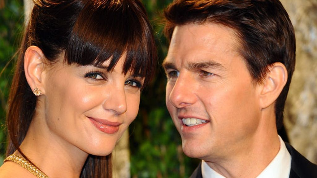 Tomkat (Tom Cruise y Katie Holmes)
