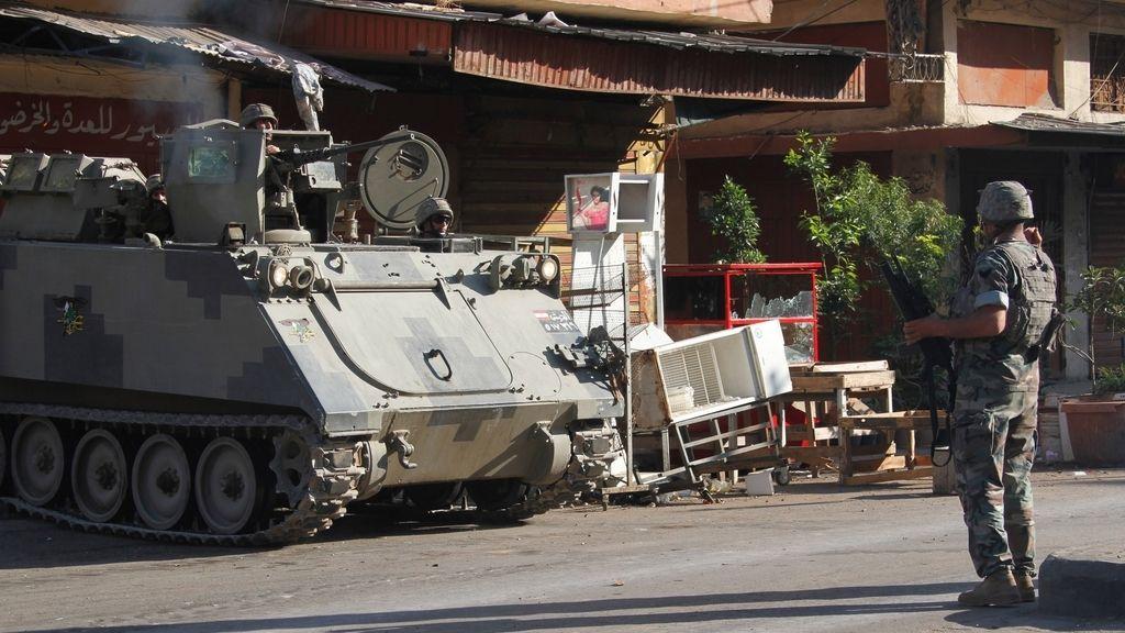 El Ejército se ha desplegado entre dos barrios enfrentados en Trípoli