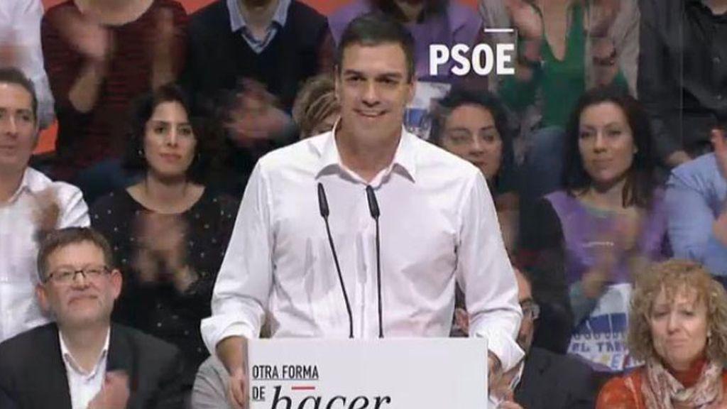 Sánchez en Valencia