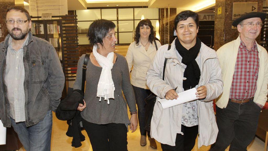 Bildu presenta un recurso ante el Tribunal Constitucional por la prohibición del Supremo