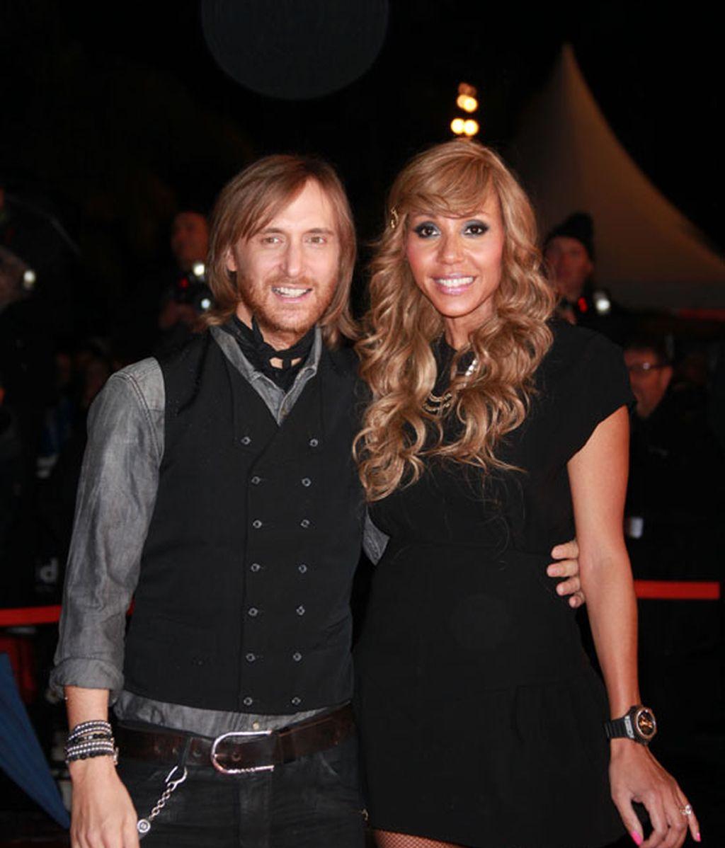 Shakira y Justin Bieber brillan en los premios NRJ