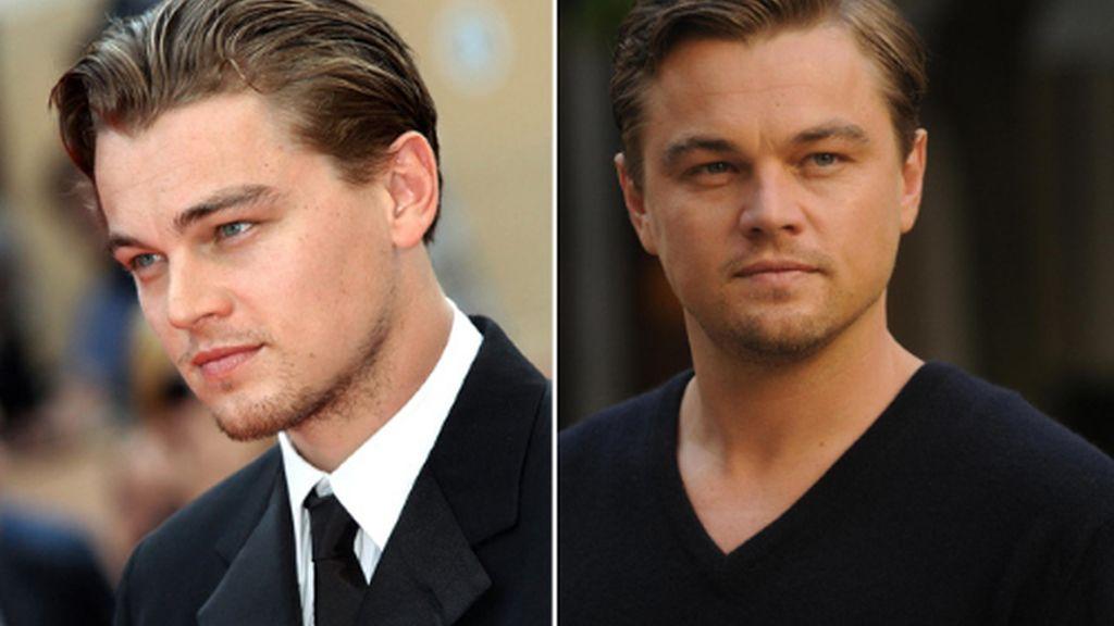 Los protagonistas de 'Titanic', quince años después