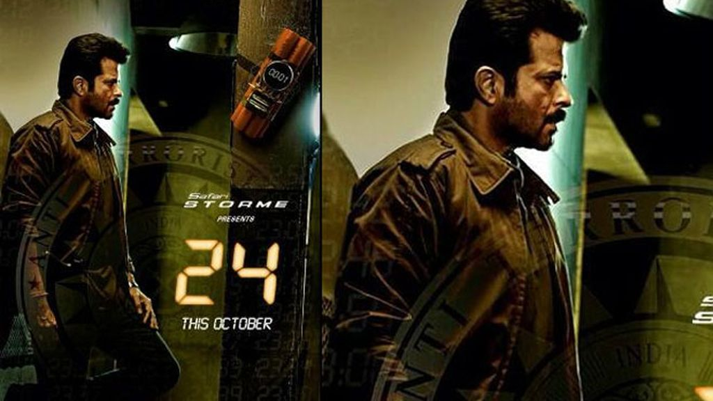 La versión 'bollywoodiana' de '24'