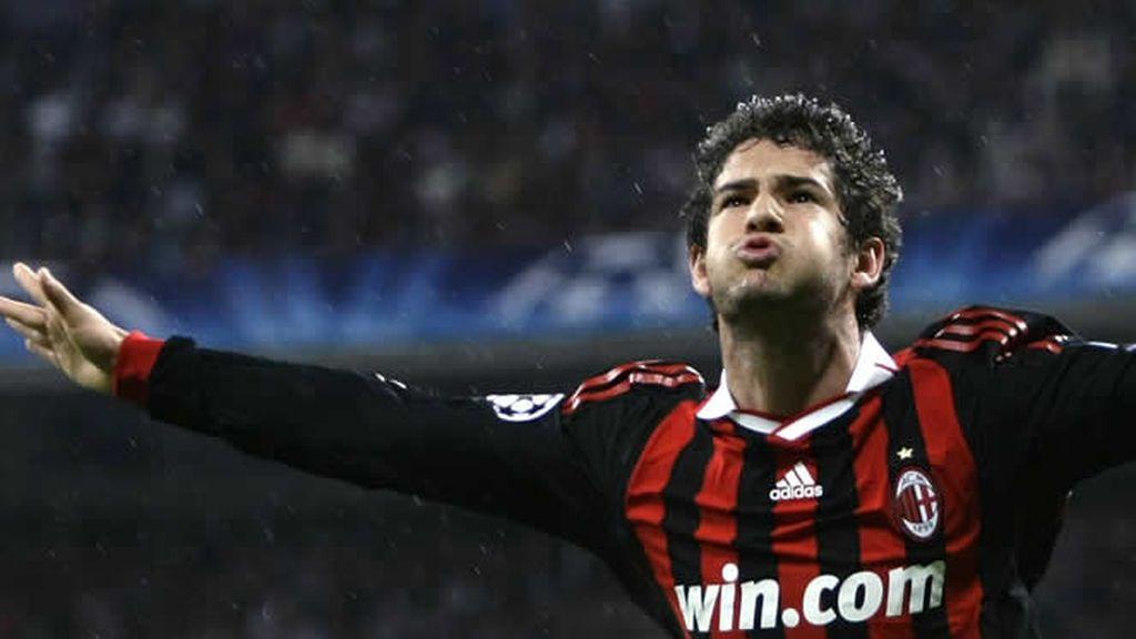 Pato ya sabe lo que es marcar al Madrid