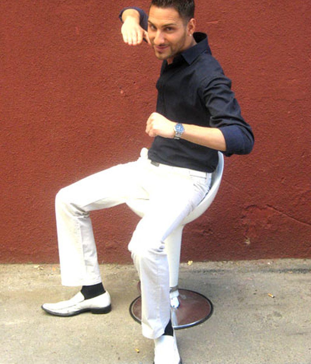 David Morales, ¡también en el casting!