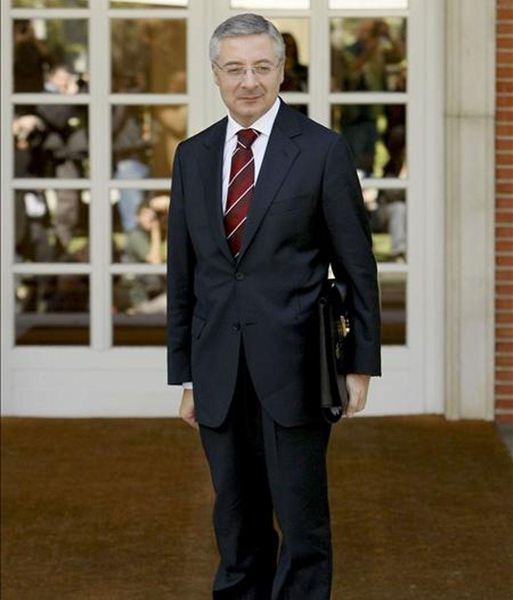 El nuevo ministro de Fomento, José Blanco. EFE