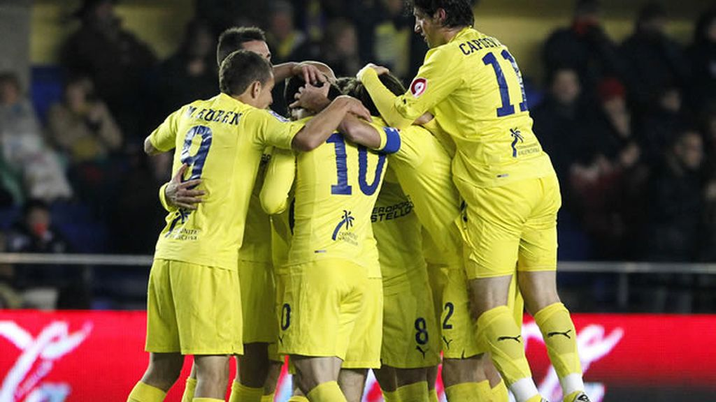 Villarreal luchará por el trofeo de Europa League