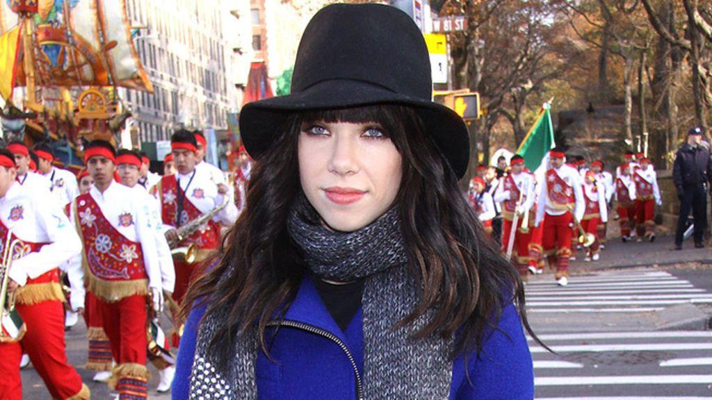 Carly Rae Jepsen, en Nueva York