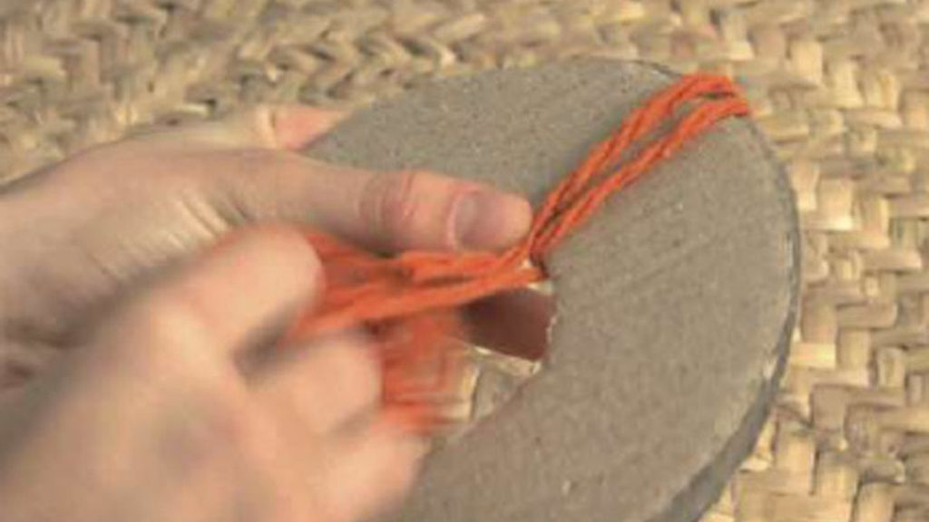 Tercera entrega de Tricotosas: Un pompón
